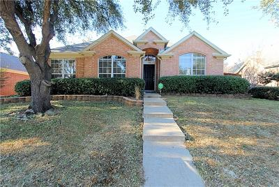 Lewisville Single Family Home For Sale: 1208 Bedford Lane