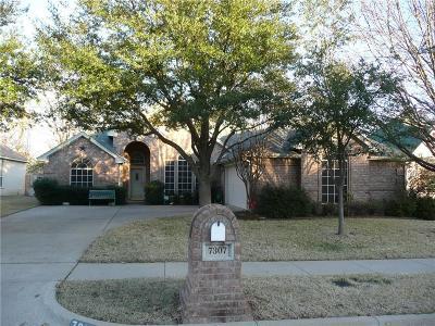 Arlington Single Family Home For Sale: 7307 Heritage Oaks Court