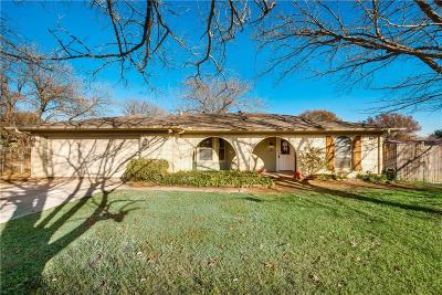 Haltom City Single Family Home For Sale: 5500 Loch Lomond Lane