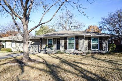 Single Family Home For Sale: 4037 Valley Ridge Road