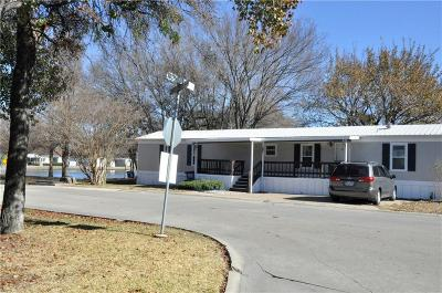 Wylie TX Single Family Home For Sale: $60,000