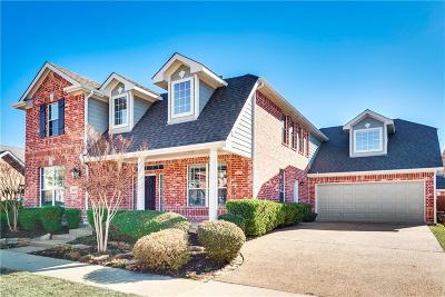 Frisco Single Family Home For Sale: 4587 Blarney Stone Court