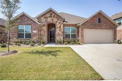Sachse TX Single Family Home For Sale: $359,900
