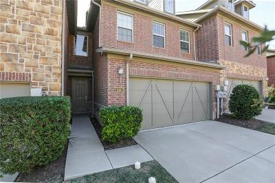 Lewisville Townhouse For Sale: 414 Teague Drive