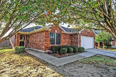 Forney Single Family Home For Sale: 113 Galloping Trail