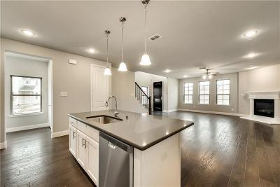 Carrollton Townhouse For Sale: 3628 Harebell Drive