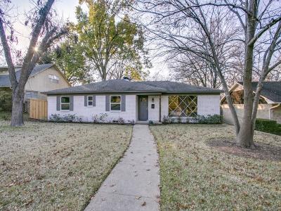 Dallas Single Family Home For Sale: 10916 Scotsmeadow Drive