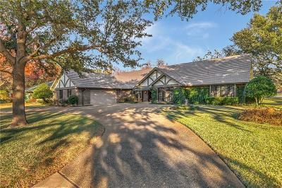 Benbrook Single Family Home Active Kick Out: 4101 Winding Way