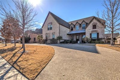 Denton Single Family Home Active Option Contract: 3225 Clubview Drive