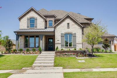 Flower Mound Single Family Home For Sale: 10878 Smoky Oak Trail