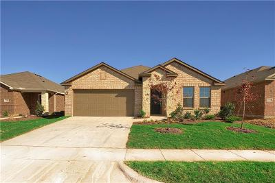 Forney Single Family Home For Sale: 1208 Mount Olive Lane