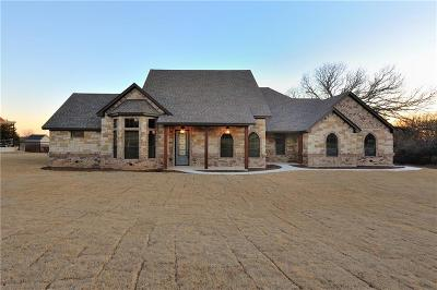 Weatherford Single Family Home For Sale: 151 Forest Creek Circle