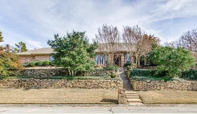 Arlington Single Family Home Active Option Contract: 2007 Waterwood Drive