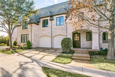 Plano Townhouse For Sale: 2105 Fawnwood Drive