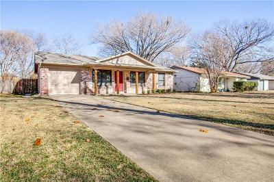 Richardson Single Family Home For Sale: 607 La Salle Drive