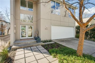Dallas Half Duplex For Sale: 3506 Cragmont Avenue