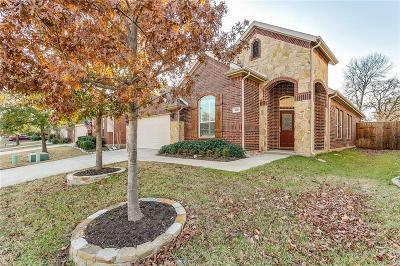 Lake Dallas Single Family Home For Sale: 486 Maverick Drive