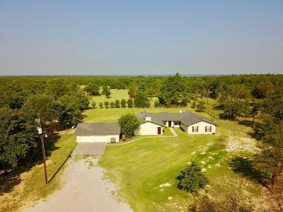 Parker County Single Family Home For Sale: 5593 Advance Road