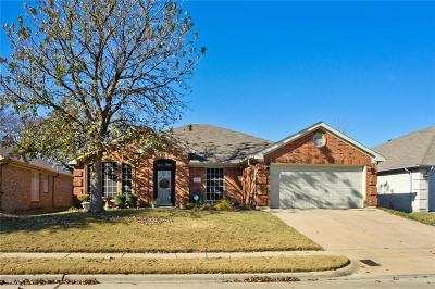 Fort Worth Single Family Home For Sale: 5717 Crowder Drive
