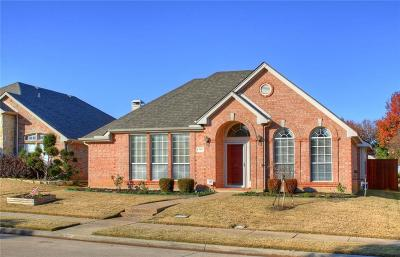 Lewisville Single Family Home For Sale: 469 Ridge Meade Drive