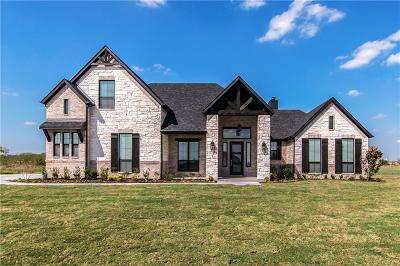 Rockwall Single Family Home For Sale: 1500 Tree Haven Court