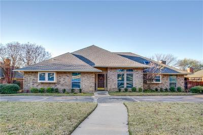 Tarrant County Single Family Home For Sale: 700 Saddlebrook Drive