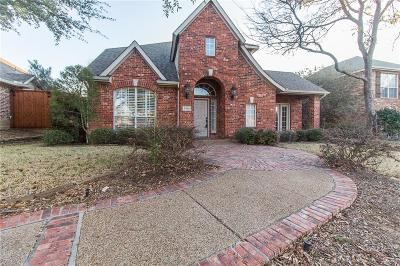 Rockwall County Single Family Home For Sale: 1105 Shores Boulevard