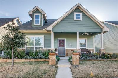 Fort Worth Single Family Home For Sale: 3237 Mint Springs Street