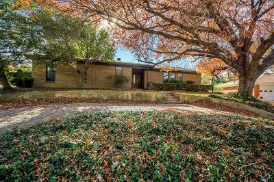 Tarrant County Single Family Home For Sale: 1812 Ems Road W