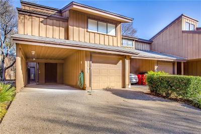 Farmers Branch Townhouse For Sale: 3153 Golden Oak