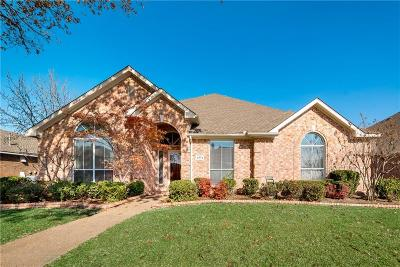 Single Family Home For Sale: 8713 Watersway Drive