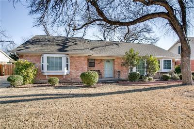 Dallas Single Family Home For Sale: 7122 E Mockingbird Lane