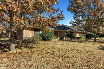 Tarrant County Single Family Home For Sale: 4808 Countryside Court E