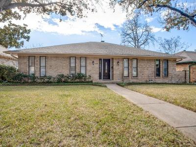 Dallas Single Family Home For Sale: 9552 Timberleaf Drive