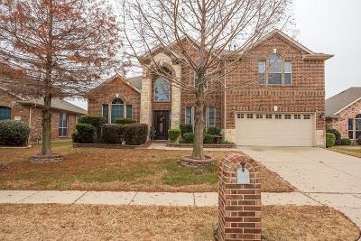 Grand Prairie TX Single Family Home For Sale: $339,900