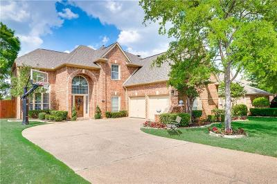 Coppell Single Family Home For Sale: 826 Greenway Drive