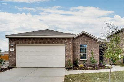Forney Single Family Home For Sale: 1210 Templin Avenue