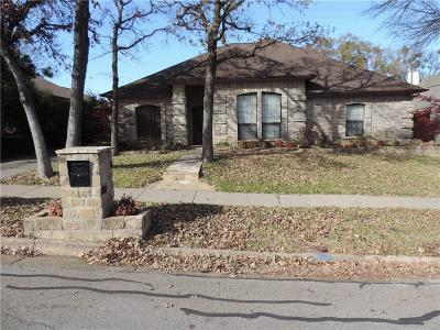 Tarrant County Single Family Home For Sale: 6607 Shorewood Drive