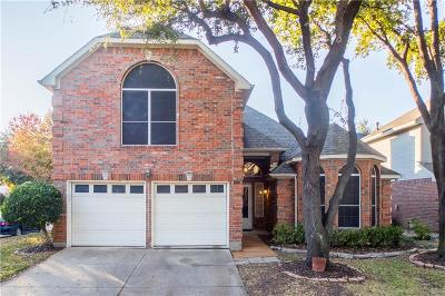 Irving Single Family Home For Sale: 800 Fallen Leaf Court