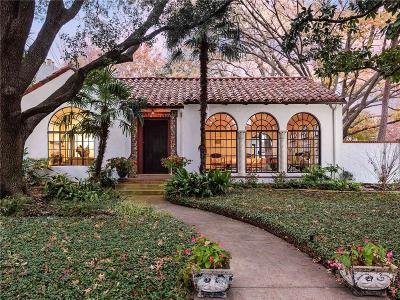 Single Family Home For Sale: 4500 Belfort Avenue