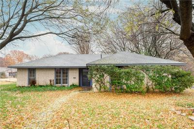 Duncanville Single Family Home Active Option Contract: 706 N Horne Street