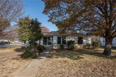 Tarrant County Single Family Home For Sale: 6040 Yeary Street