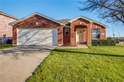 Little Elm Single Family Home For Sale: 2113 Majestic Drive
