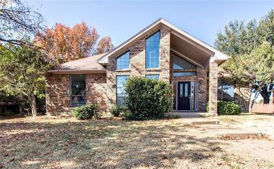 Carrollton Single Family Home For Sale: 4111 Province Drive