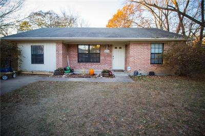 Forney Single Family Home For Sale: 512 Lowrance Street