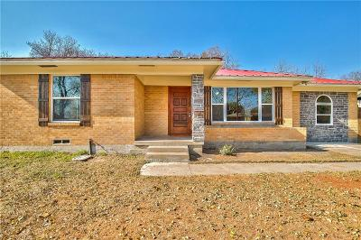 Dallas Single Family Home For Sale: 2119 Gaylord Drive