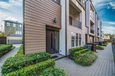 Townhouse For Sale: 4211 N Rawlins Street #731