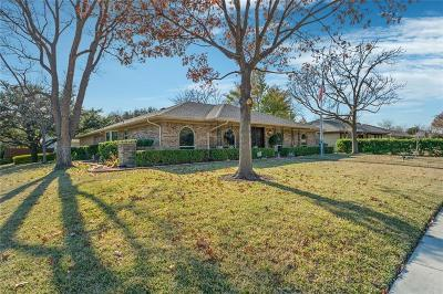 Richardson Single Family Home For Sale: 2012 Cornell Drive
