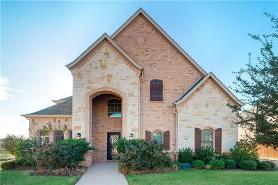 Mansfield Single Family Home Active Option Contract: 2007 Royal Crest Drive
