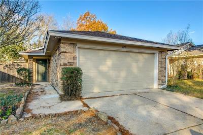 Garland Single Family Home Active Contingent: 5508 Key Bend